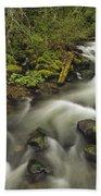 Still Creek Mt Hoodoregon Bath Towel