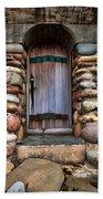 Stone Door Bath Towel