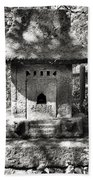 Stone Shrine Bath Towel