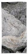 Stone Tooth Bath Towel
