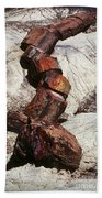 Stone Trees - 337 Bath Towel