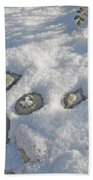 Stones Waiting Bath Towel