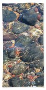 Stony Beauty Bath Towel