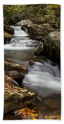 Stony Creek Falls Bath Towel