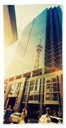 Streets Of Toronto Hand Towel