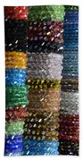 Strings Of Color Bath Towel