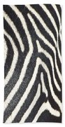 Stripes And Ripples Bath Towel