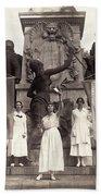 Suffragettes, 1918 Bath Towel