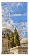 Suleiman Mosque 18 Bath Towel