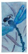 Sumi Dragonfly Bath Towel