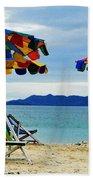 Summer I N Thailand Bath Towel