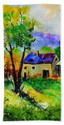 Summer Landscape 316062 Bath Towel