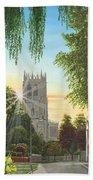 Summer Morning St. Mary Bath Towel