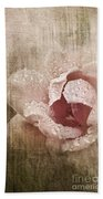Summer Rose #1 Bath Towel