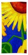 Sun Lovers Hand Towel