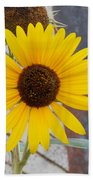 Sunflower 1 Bath Towel