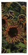Sunflower 18 Bath Towel