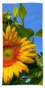 Sunflower Pair Bath Towel