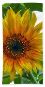 Sunflower Bath Towel
