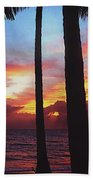 Sunrise In Queensland 1 Bath Towel