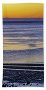 Sunrise Ipswich Bay Bath Towel