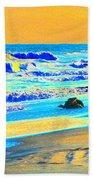 Sunrise On Tybee Island - Photopower 169 Bath Towel