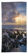 Sunrise Panorama Hand Towel