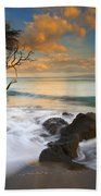 Sunset In Paradise Hand Towel
