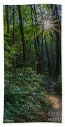 Sunstar Along The Trail Bath Towel