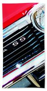 Super Sport 2 - Chevy Impala Classic Car Bath Towel