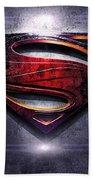 Superman Series 05 Bath Towel