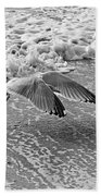 Surf And Wings Bath Towel