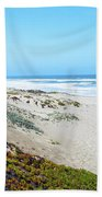 Surf Beach Lompoc California 2 Bath Towel