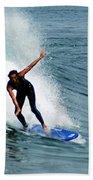 Surfer 1 Bath Towel