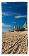 Surfers Paradise Beach South Bath Towel