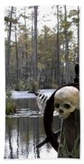 Swamp Pirate Bath Towel