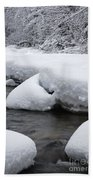 Swift River - White Mountains New Hampshire Usa Bath Towel