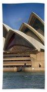 Sydney Opera House V10 Bath Towel