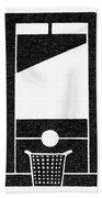 Symbol Guillotine Bath Towel