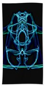 Symmetry Art 3 Bath Towel