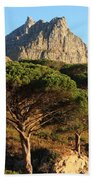 Table Mountain View Hand Towel