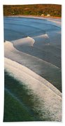 Tamarin Bay Surf Going Off Bath Towel