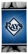 Tampa Bay Rays Bath Towel