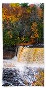 Taquamenon Falls IIi Bath Towel
