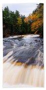 Taquamenon River Bath Towel