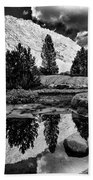 Tarn Reflection Bath Towel
