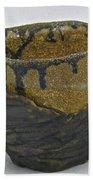 Tea Bowl #21 Bath Towel