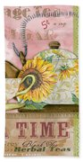 Tea Time-jp2579 Bath Towel