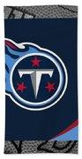 Tennessee Titans Bath Towel
