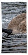 Territorial Canadian Goose Bath Towel